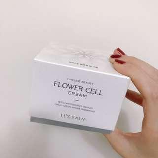 It's Skin Flower Cell Cream乳液