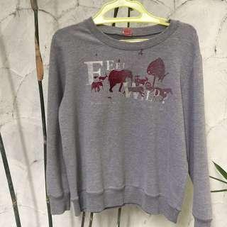 Grey Sweater ❗️ Free Shipping ❗️