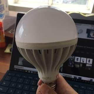 Lampu Bohlam APA Led Bulb 7W Garansi