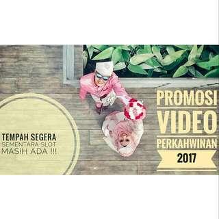 Pakej Videography Perkahwinan 2017