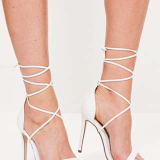 White Wrap Up Heals