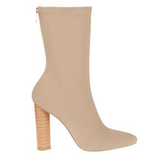 Ego Offical Knit Heel Boots