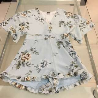 Angel Biba Play Suit Size 10