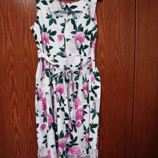 Dress - Dorothy Perkins Floral Dress