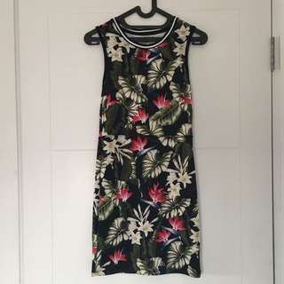 COLORBOX SUMMER FIT DRESS