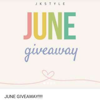 Repost Give away