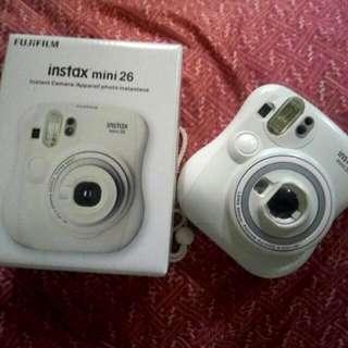 Instax mini 26