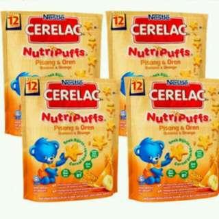 Nutri Puffs Snack