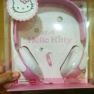 Headphone Besar Karakter HK