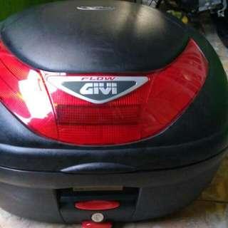 Box Givi E35 Non Lamp ori + Baseplate Givi ori
