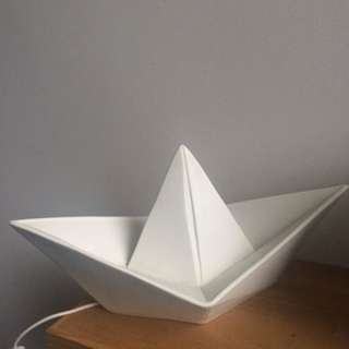 Goodnight Light - Paper Boat Light