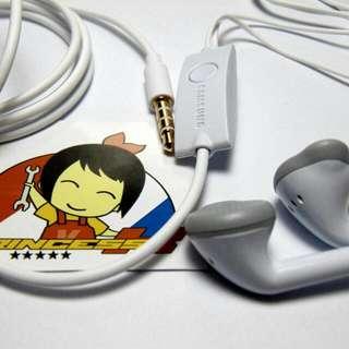 headset / earphone ori samsung