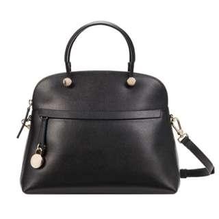 Furla Piper Onyx Handbag