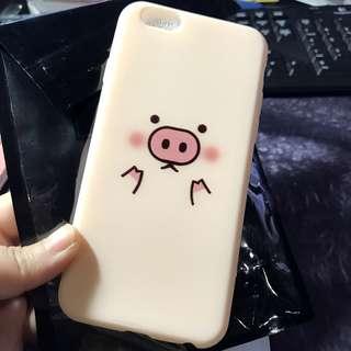 iPhone 6 / 6s  Cute Piggy Soft Case