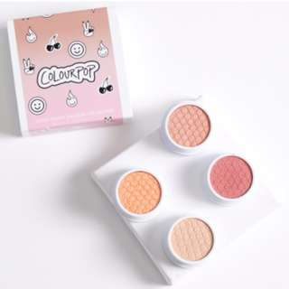 [She's]🇺🇸 colourpop Phase Me Out 眼影組合