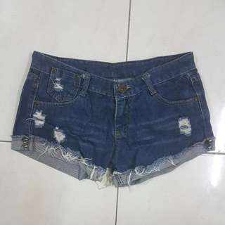 Denim Jeans Shorts