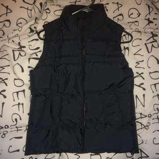 ✨Black Puffy Warm Winter Vest