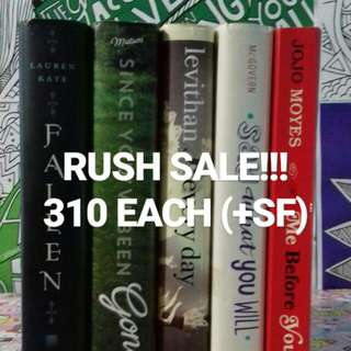 HB books For Sale