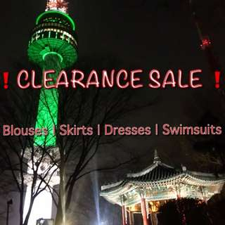 🍒 CLEARANCE SALE 🍒