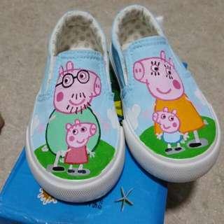 Peppa Pig Toddler Shoe