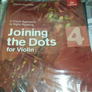 Violin Sight Reading Joining The Dots 4