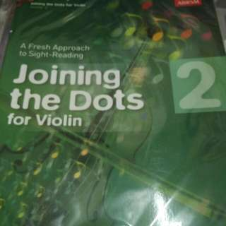 Violin Sight Reading Joining The Dots 2