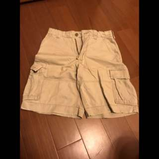 a&f工作短褲