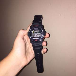 Waterproof Casio Gshock