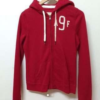 Af紅色外套