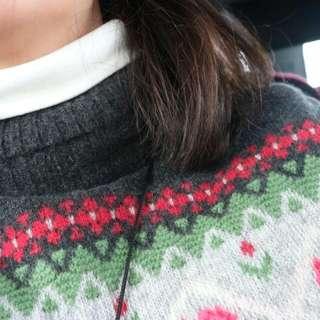 BENETTON Vintage Turtleneck Sweater (80/90s)