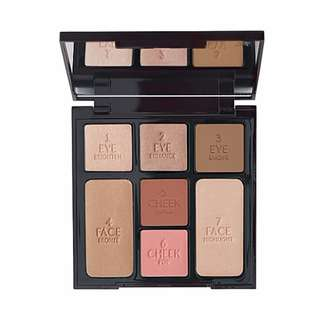 [She's]CHARLOTTE TILBURY Instant Look In A Palette 眼影盤