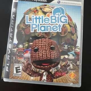 PS3 Little Big Planet