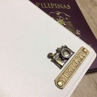 Personalized PassportHolder
