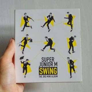 ORI Album Super Junior M Swing