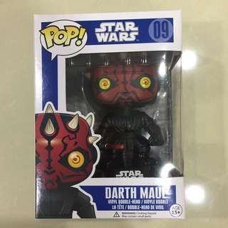 Funko Pop Darth Maul Star Wars