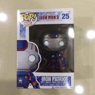 Funko Pop Iron Patriot