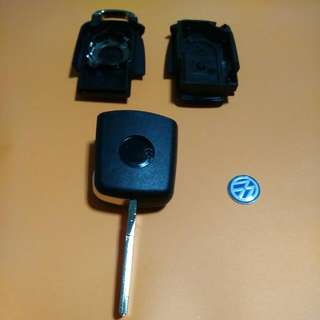 FREE! VW Key fob shell only, For Older Models