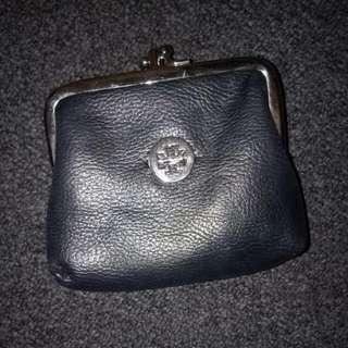 Tory Burch Black Coin Purse
