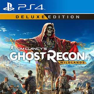 Tom Clancy's Ghost Recon Wildland PS4 Deluxe Edition