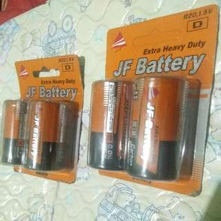 Extra Heavy Duty Battery