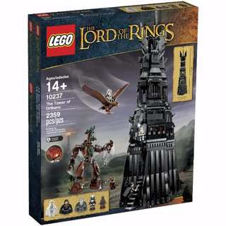WTB: Lego LOTR 10237 The Tower Of Orthanc