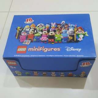 Lego Minifigures Disney Set Of 18 (Sealed)