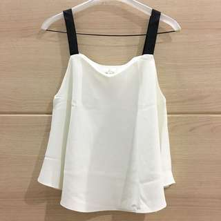 Petite Cupcakes Off White Top