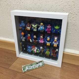 Lego Disney Mini Figure with Frame