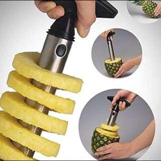 Pineapple Cutter Peeler Stainless Steel