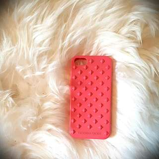 Hot Pink Victoria's Secret IPhone 5s Case