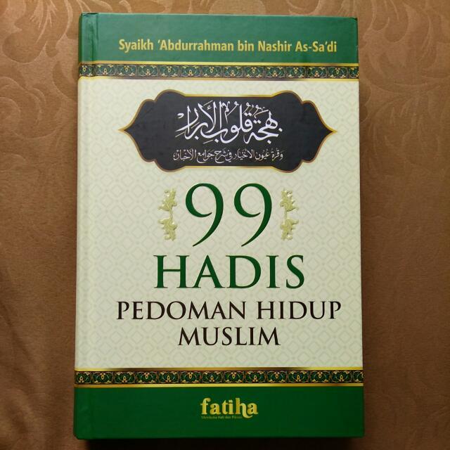 99 Hadis Pedoman Hidup Muslim