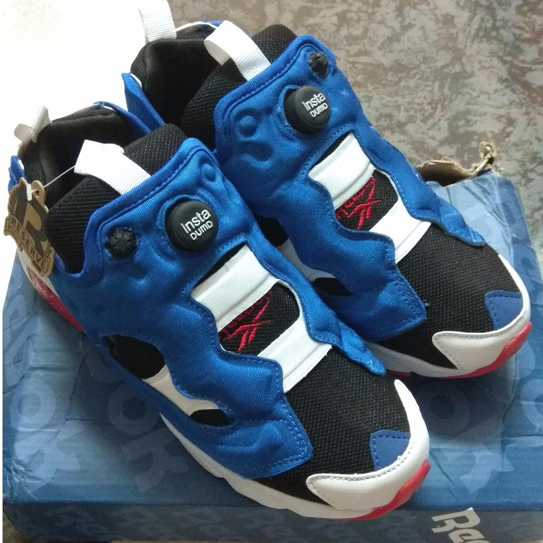 【只售不換】全新藍白配色運動鞋