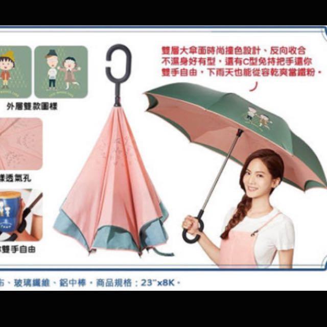 反向傘☂️