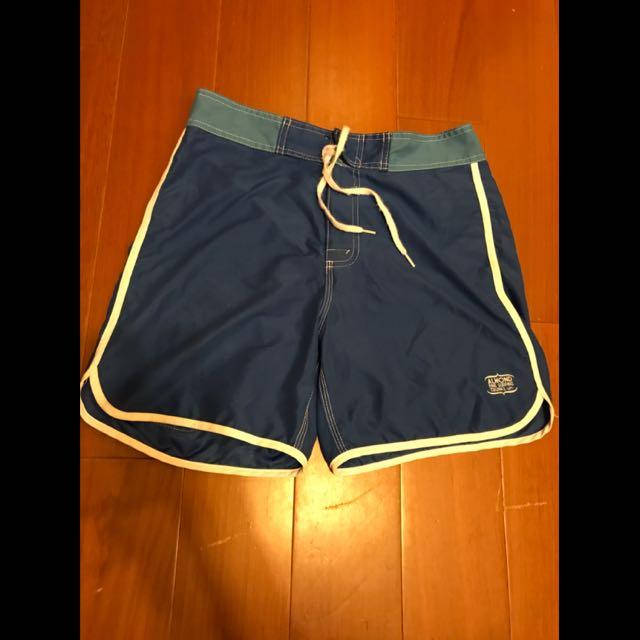 復古衝浪褲